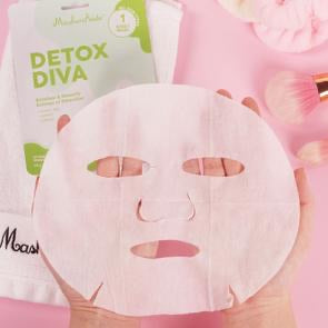 Detox Diva Facial Sheet Mask