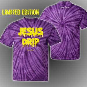 *LIMITED EDITION* Yellow Jesus Drip Spider T-Shirt