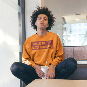 Maroon and Orange CMHG Sweatshirt