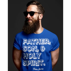 Reflective Father, Son, & Holy Spirit T-Shirt