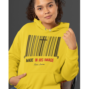 Made In His Image Hoodie