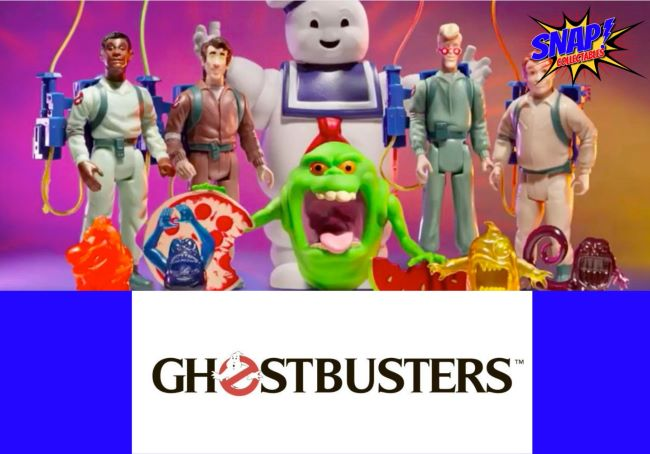 Ghostbusters Toys Calgary SNAP Collectables