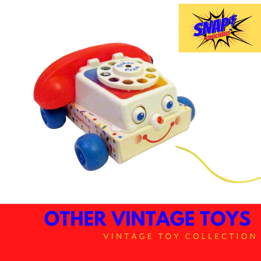 Vintage Toys for Sale Canada