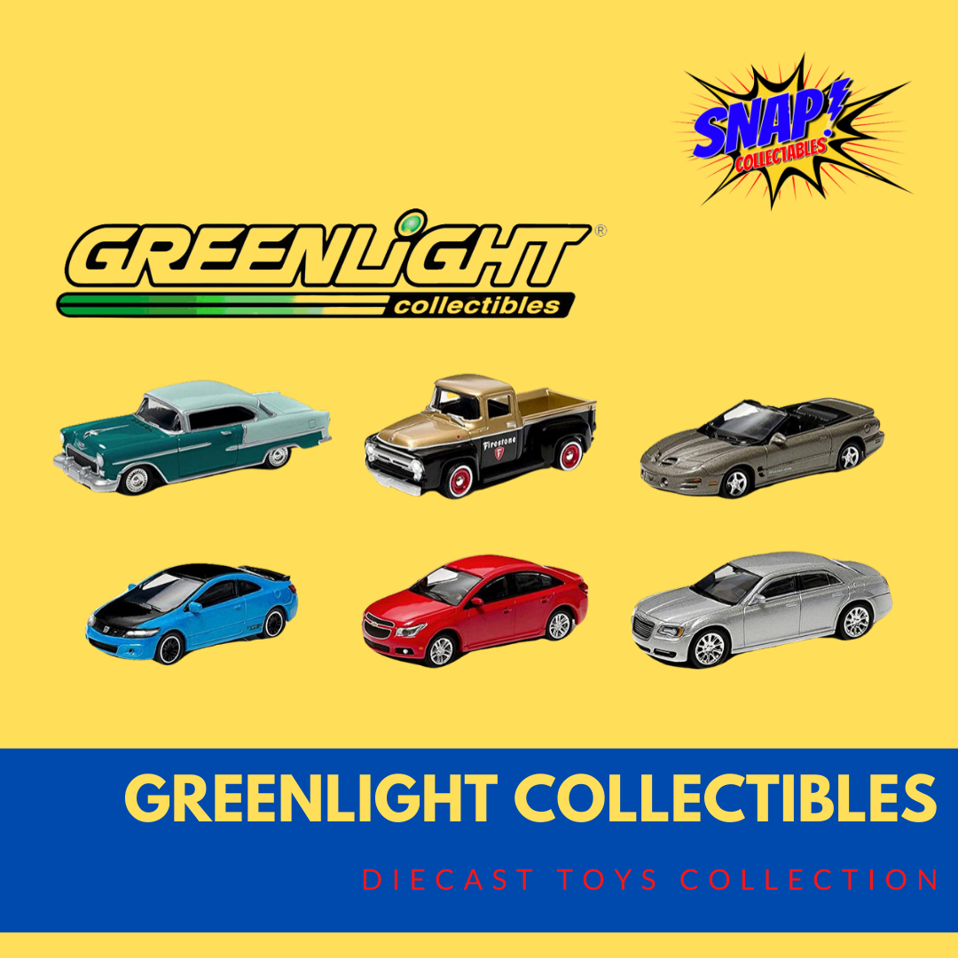Greenlight Collectibles Diecast Toys