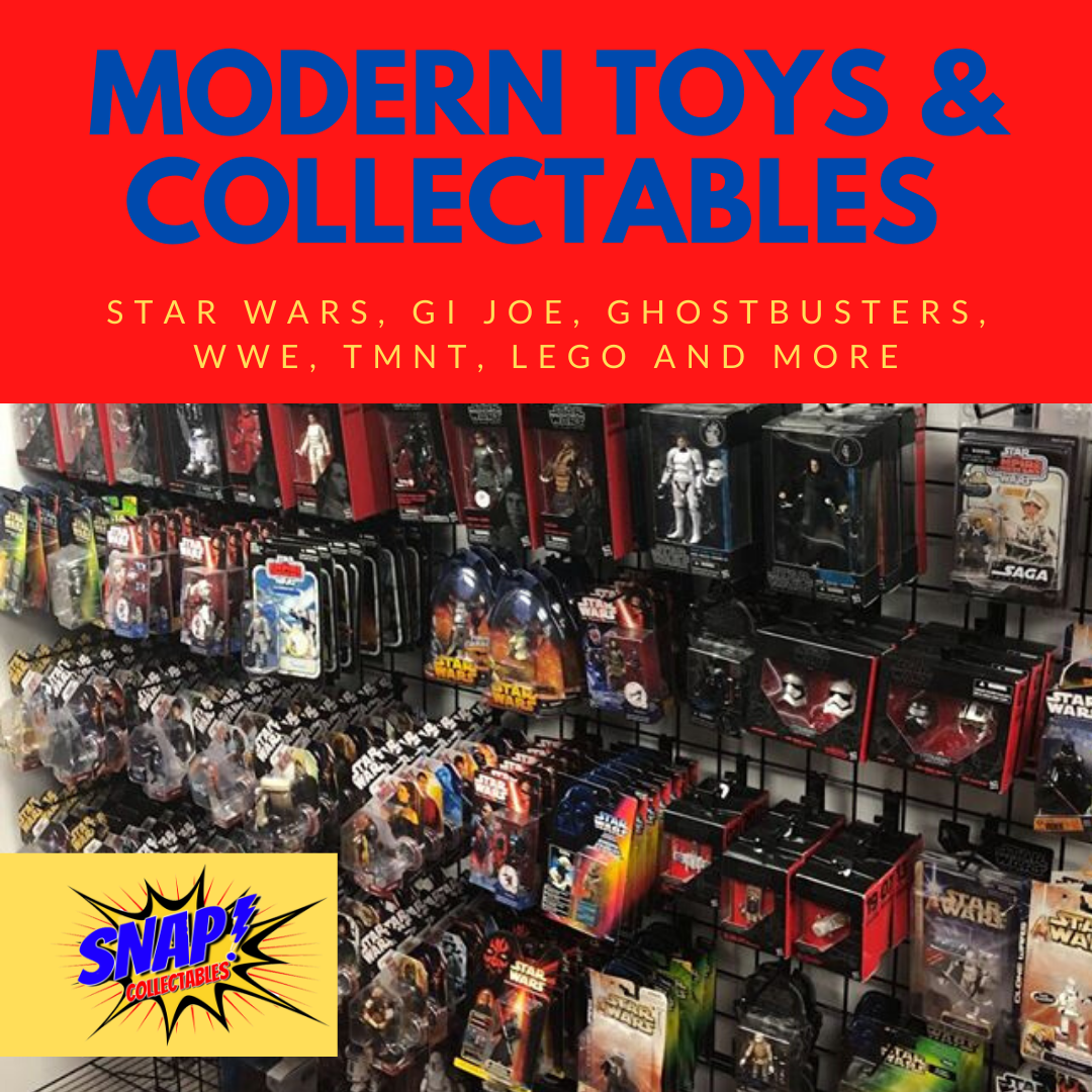 modern toys & collectables