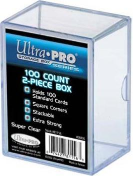 UP STORAGE BOX - 2 PIECE - 100 CT