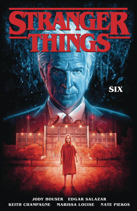 STRANGER THINGS TP VOL 02 SIX (C: 0-1-2)
