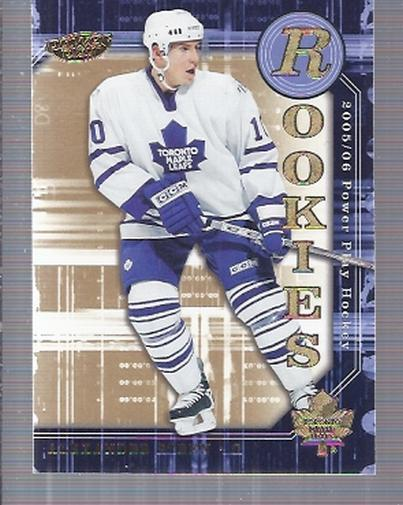 2005-06 Upper Deck Power Play #136 Alexander Steen RC