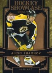 2005-06 Upper Deck Hockey Showcase #HS40 Alexei Zhamnov