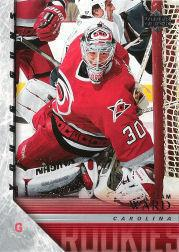 2005-06 Upper Deck #229 Cam Ward YG RC