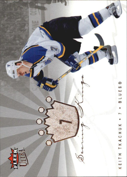 2005-06 Ultra Scoring Kings #SK32 Keith Tkachuk