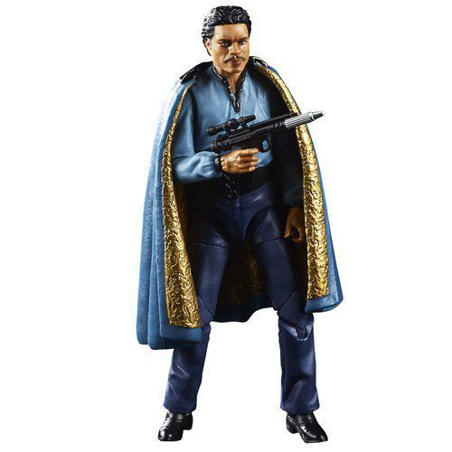 Star Wars The Black Series Empire Strikes Back 40th Anniversary 6-Inch Lando Calrissian Action Figure
