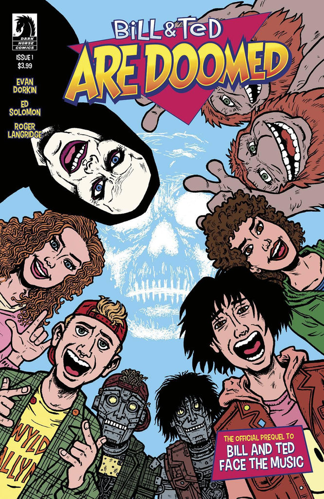 BILL & TED ARE DOOMED #1 (OF 4)