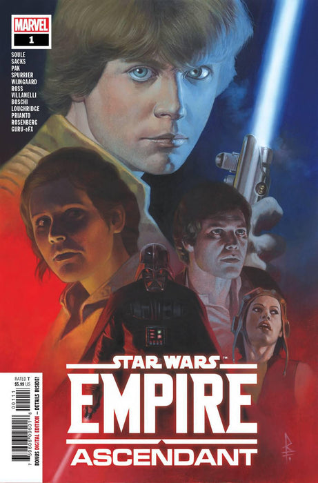 STAR WARS EMPIRE ASCENDANT #1