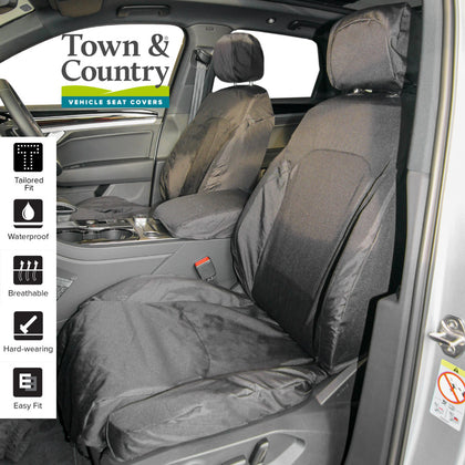 Volkswagen Touareg Seat Covers by Town & Country