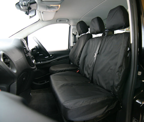 Mercedes Vito Waterproof Seat Covers by Town & Country