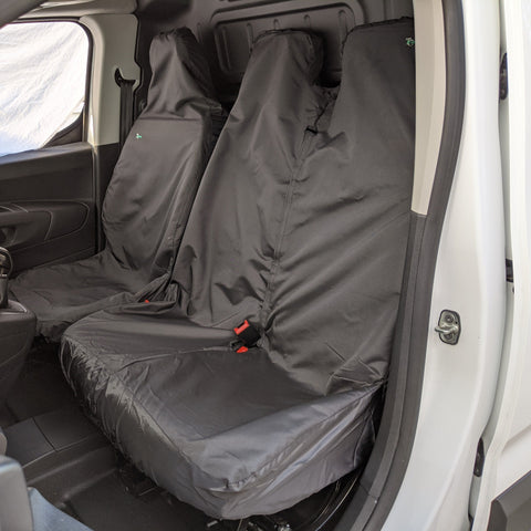 3DSF + VS Vauxhall Movano seat covers