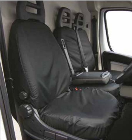 Citroen Relay Seat Covers Town and Country Waterproof CP11