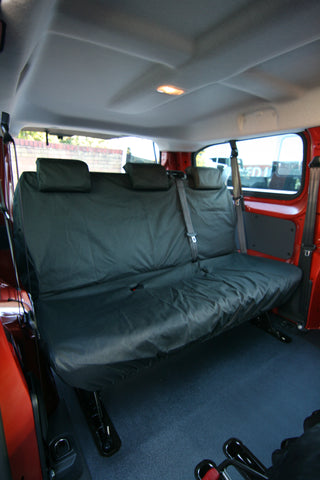dispatch expert vivaro proace waterproof seat cover
