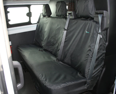 Ford Transit Custom Crew Cab Rear Seat Cover Town & Country
