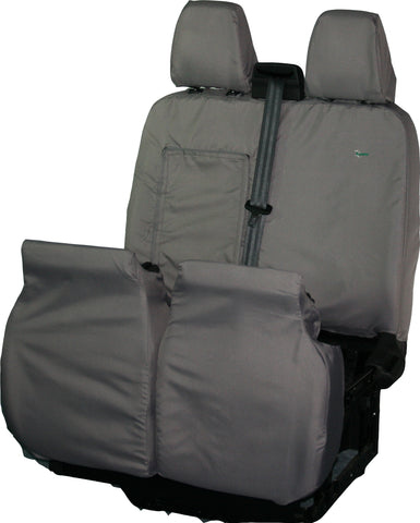 TCDGRY For Transit Custom Tourneo Kombi Seat Covers Town & Country