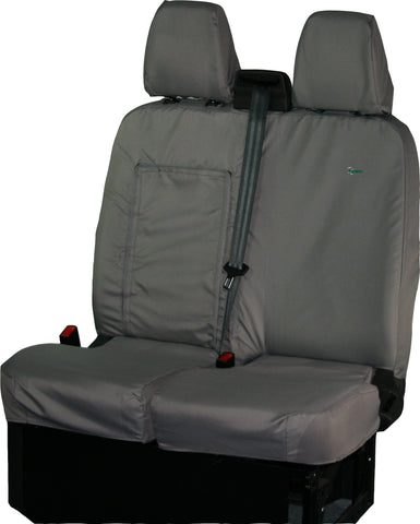 Ford Transit Custom Double Seat Cover TCDGRY Town & Country