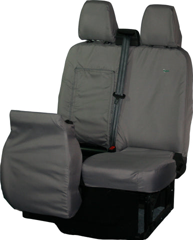 TCDGRY Ford Transit Custom Kombi Tourneo Seat Covers