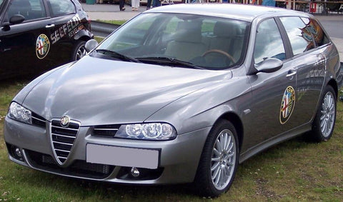 Alfa Romeo - 156 - Waterproof Seat Covers - Town & Country