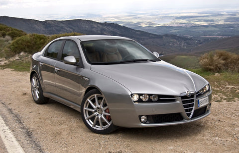Alfa Romeo - 159 - Waterproof Seat Covers - Town & Country