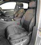Volkswagen Touareg R-Line | Tailored Waterproof Seat Covers | 2010-2018 | Town & Country