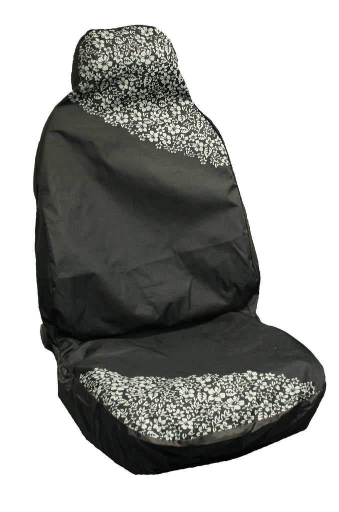 Town Country Hawaiian Print Seat Covers 3DHF VH Protective