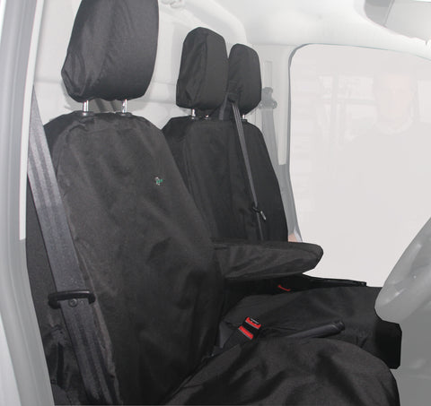 Front Single Seat Cover - Tailored - TCS