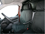 Drivers Seat Cover - Tailored - CP01