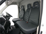 Double Seat Cover - Tailored - CP12
