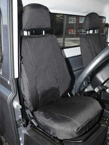 Front Seat Cover Set - Tailored - DF2