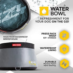 EzyDog Drive Takeaway Travel Water Bowl