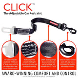 EzyDog Click Adjustable Seat Belt