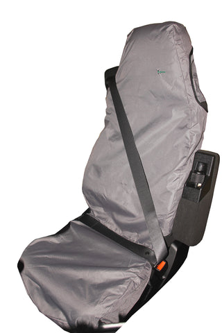 Seat Cover to Allow For Integral Seat Belt - TRUS