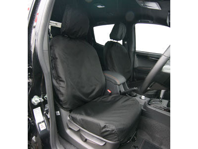 Rear Seat Cover Set - Tailored - PU02