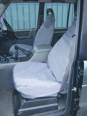 Front Seat Cover Set - Tailored - DYOF