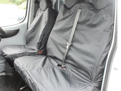 Double Seat Cover - Tailored - MAXUSD
