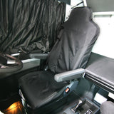 MAN TGS Euro 5 & 6 Seat Covers - 2012 Onwards - Town & Country