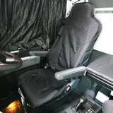 MAN TGX Euro 5 & 6 Seat Covers -  2012 Onwards - Town & Country