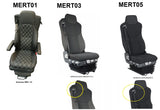 Mercedes Arocs Waterproof Seat Covers - 2012 Onwards - Town & Country
