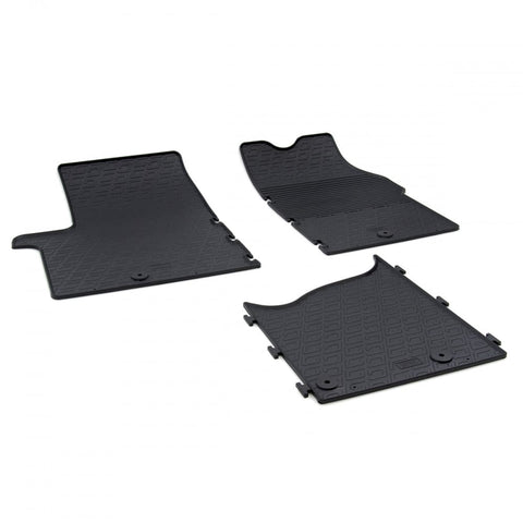 Renault Trafic Rubber Floor Mat - Town & Country