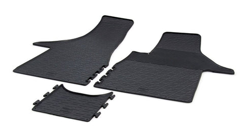 Volkswagen T5 Transporter Rubber Floor Mat - Town & Country