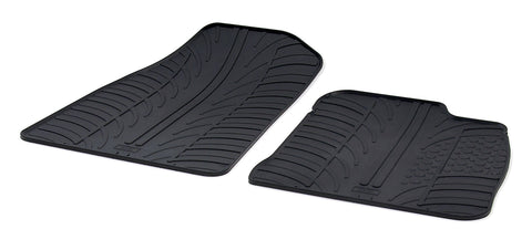 Ford Transit Courier 2014 Onwards -  Rubber Floor Mat - Town & Country