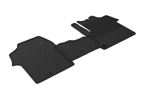 Vauxhall Vivaro 2019 Onwards - Rubber Floor Mat - Town & Country