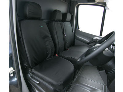 Front Single Seat Cover - Tailored - MERV01
