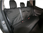 Mitsubishi L200 Series 5 Seat Covers - 2015 Onwards - Town & Country